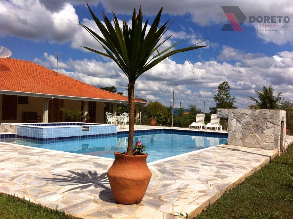 Chácara residencial à venda, Fazenda Castelo, Boituva.