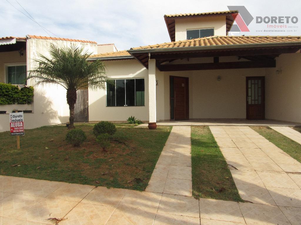Casa residencial à venda, Vivendas do Parque, Boituva - CA0162.