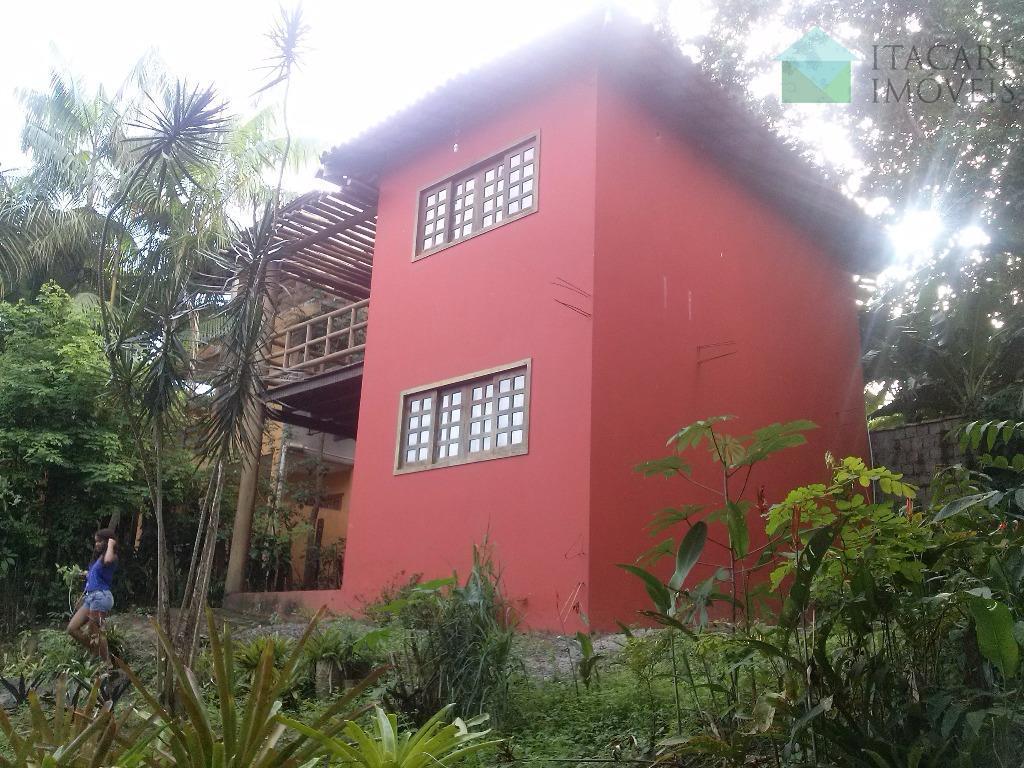 Casa residencial à venda, Praia da Concha, Itacaré.