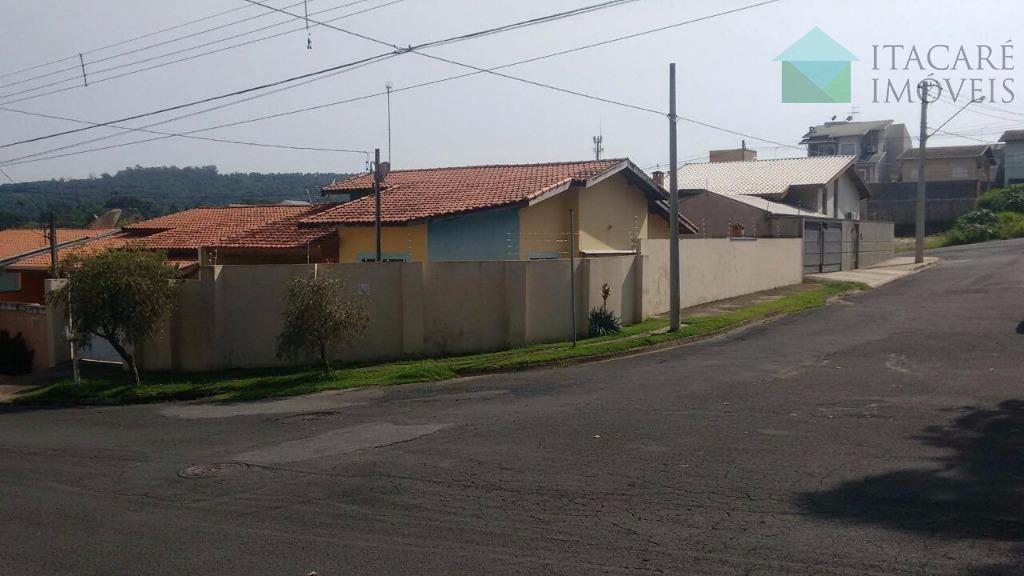 Casa residencial à venda, Nova Jaguariúna II, Jaguariúna.