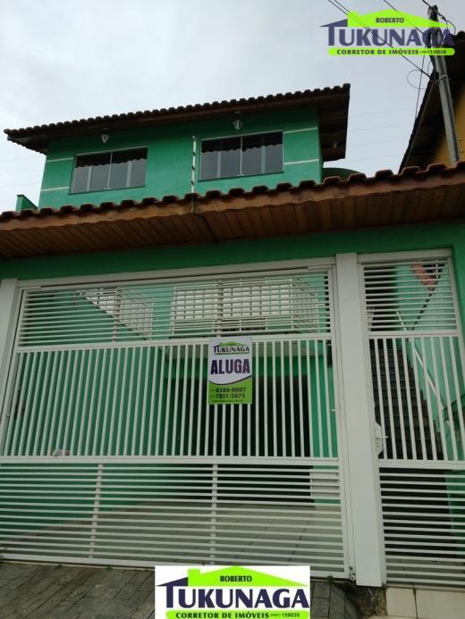 Sobrado com 2 dormitórios para alugar, 125 m² por R$ 1.600/mês - Parque Continental II - Guarulhos/SP