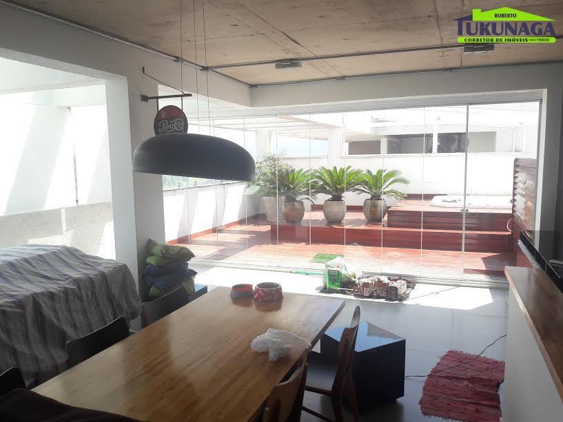 Cobertura para venda e locação Isla Lago Dos Patos, Vila Galvão, Guarulhos.
