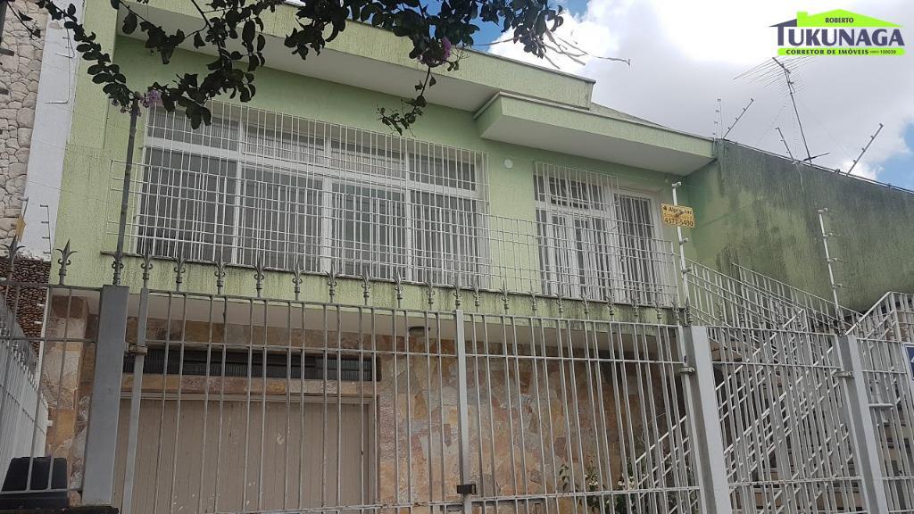 Casa com 3 dormitórios para alugar, 95 m² por R$ 1.650/mês - Vila Rosália - Guarulhos/SP