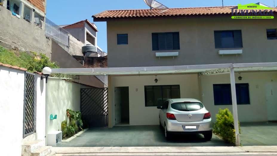 Sobrado Jardim do Papai - Locação - Condomínio Fechado.