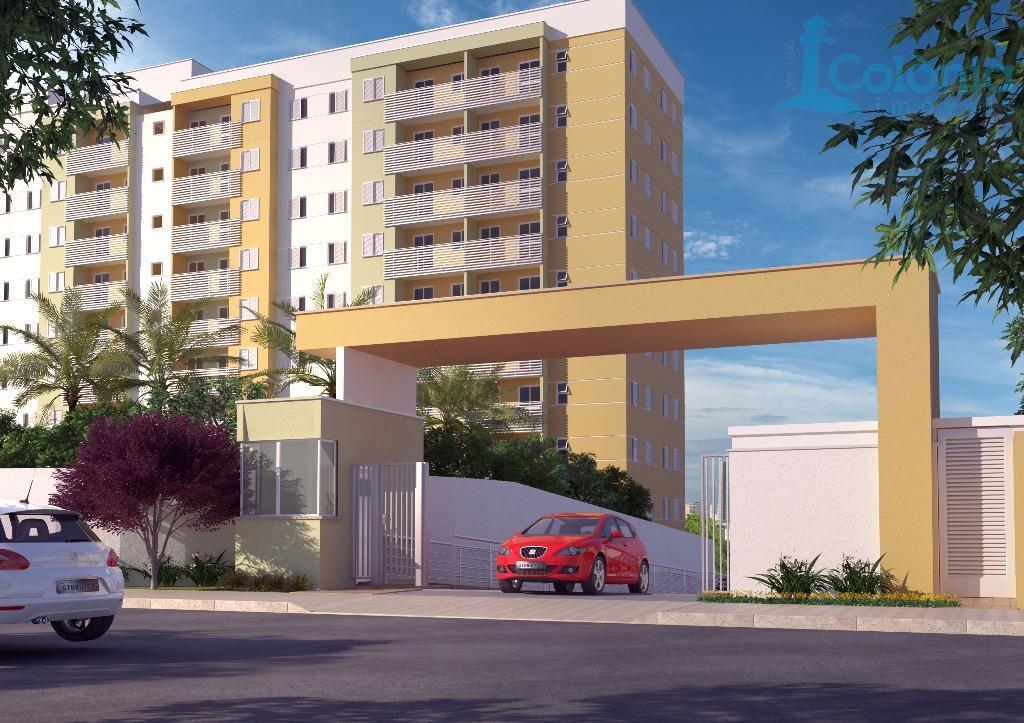 Apartamento  residencial à venda, Vila Paulista, Pirassununga.