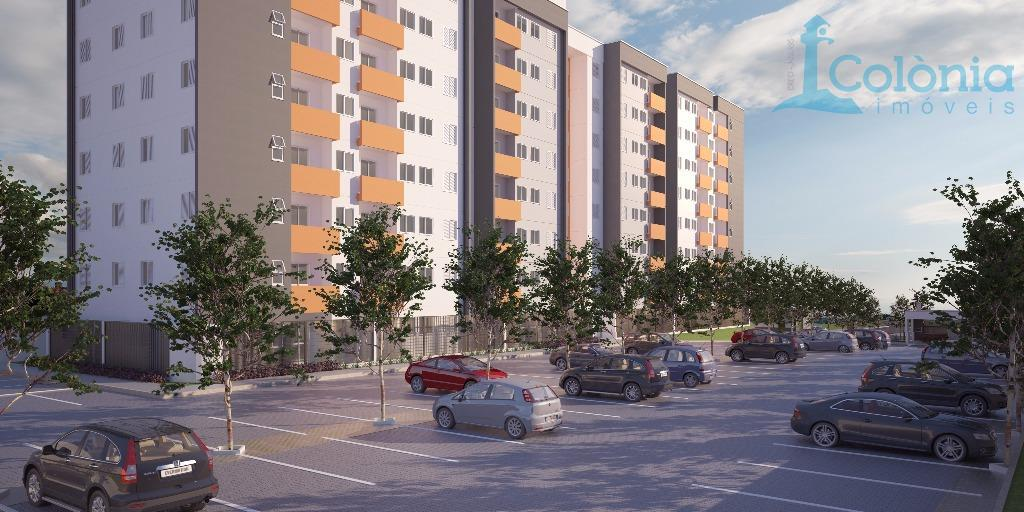 Apartamento  residencial à venda, Jardim Nova Leme, Leme.