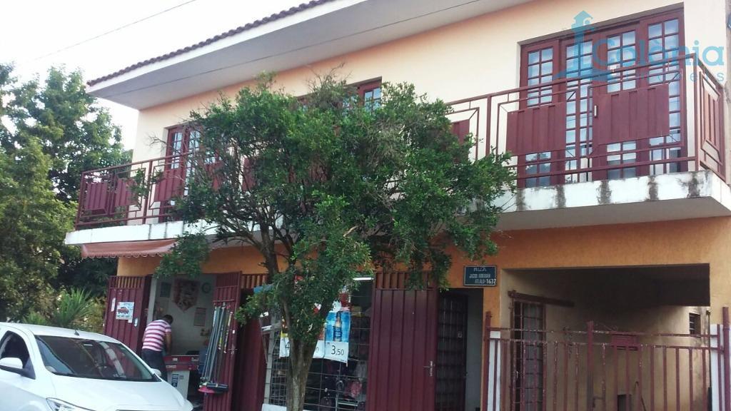 Sobrado  residencial à venda, Jardim das Laranjeiras, Pirassununga.