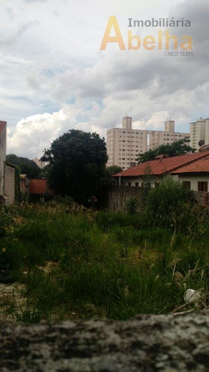 Terreno 500m² -  Vila Augusta, Guarulhos.