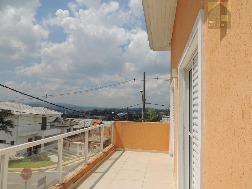 Casa residencial à venda, Jardim São Vicente, Cotia.