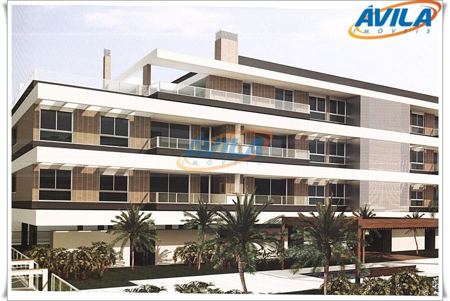 cobertura 3 dormitórios, cozinha americana e ampla com vista para a praia do campeche. condomínio único...