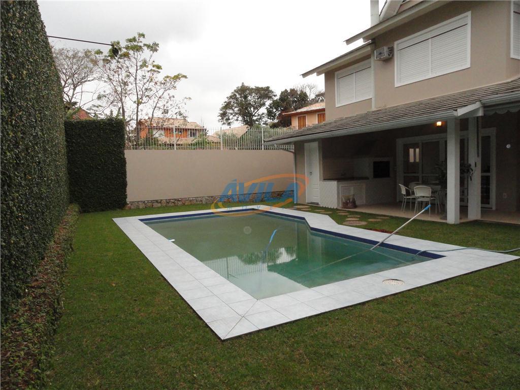 Casa com piscina sossegada na Lagoa da Conceição - Florianópolis