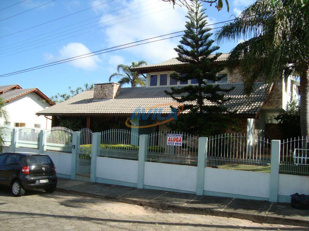 Casa residencial para locação, Lagoa da Conceição, Florianópolis.