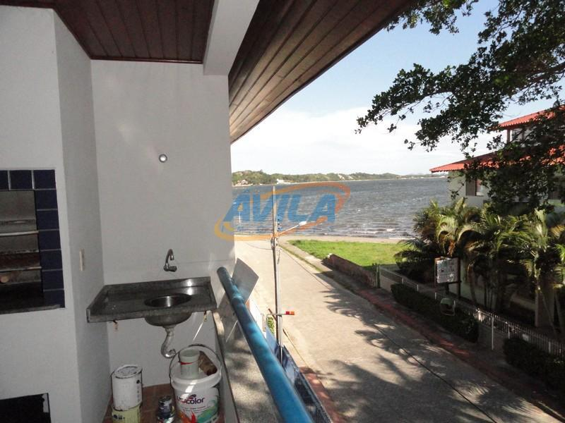 Um ótimo Apart 3 D(1 S) na Lagoa. Só 600 mil. Florianópolis.