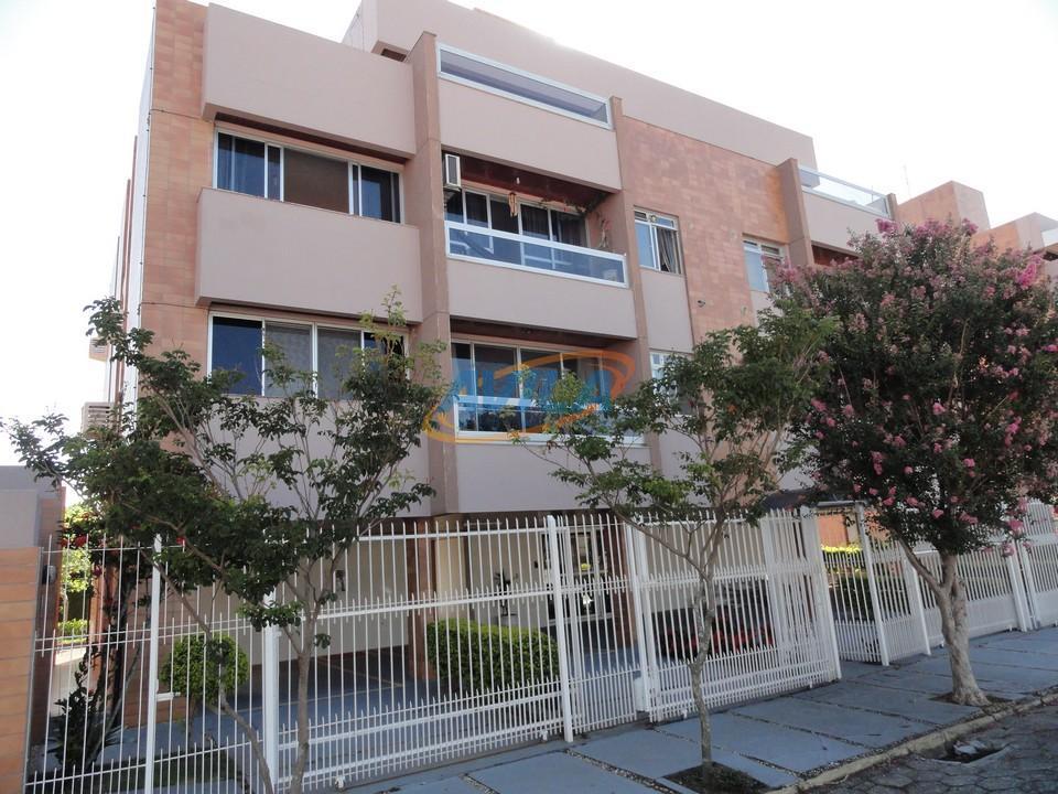 Apartamento de 2 D + vaga para alugar no Centrinho da Lagoa, Florianópolis.