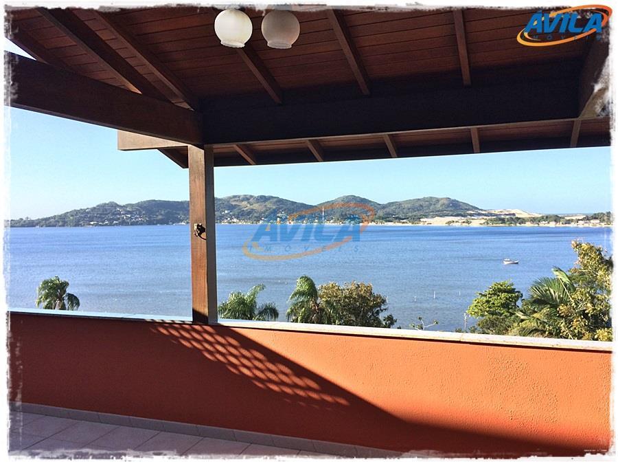 Casa com vista lindíssima na Lagoa - Florianópolis