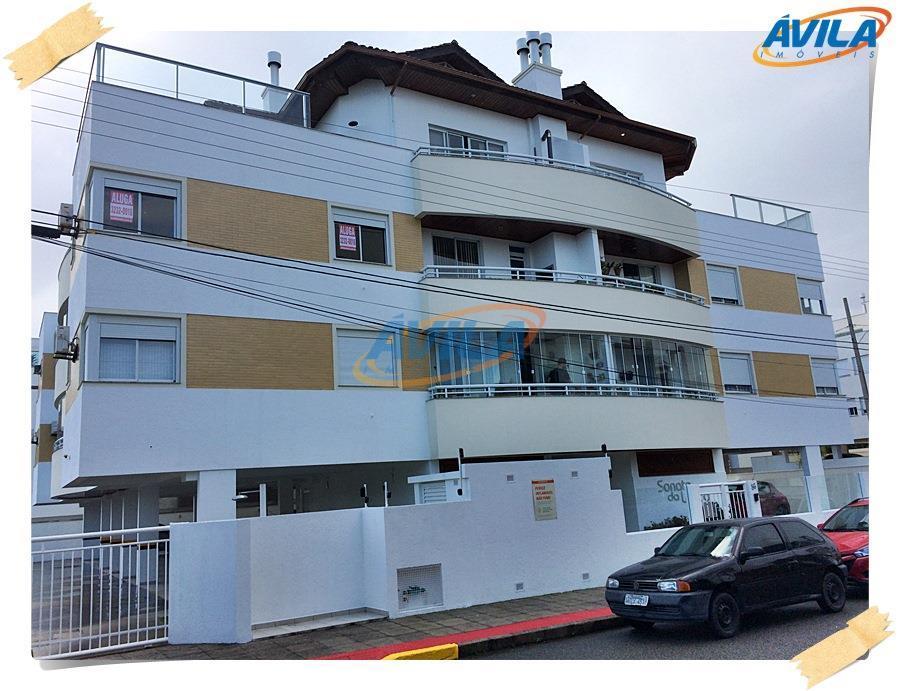 Apartamento - Locação a poucos metros da praia do Campeche - Florianópolis.