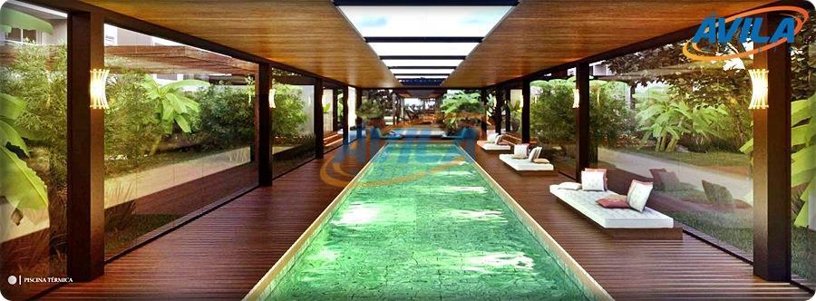 cobertura 2 dormitórios, 1 suíte, lavabo. condomínio com infraestrutura completa e lindo projeto de paisagismo. menos...