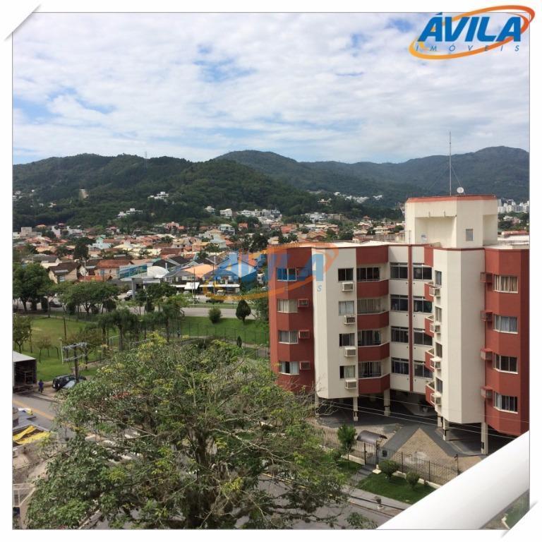 Apartamento 2 D com serviço completo - Itacorubi - Florianópolis