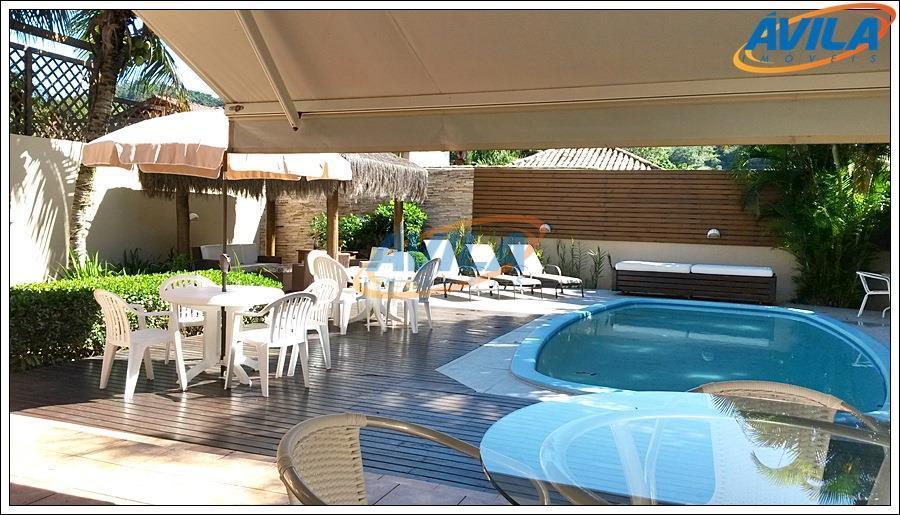 Bonita casa com piscina na Lagoa - Florianópolis