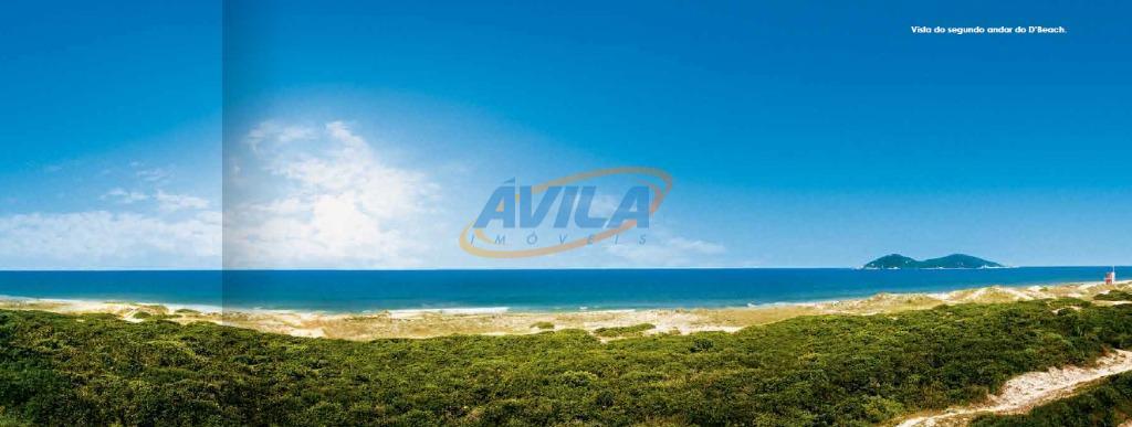 Cobertura  em frente ao mar do Campeche, Florianópolis