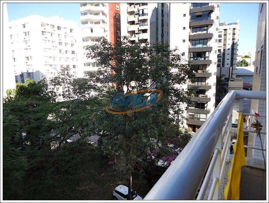 Apartamento 2D (1 S) no Centro da cidade - Florianópolis