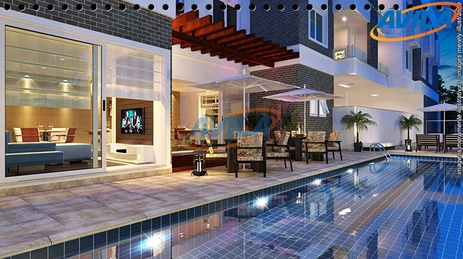 Apartamento na planta à venda, Campeche, Florianópolis.