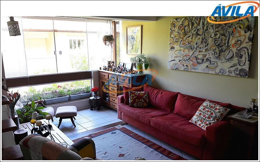 lindo apartamento duplex com vista para a natureza da lagoa da conceição. condomínio com salão de...
