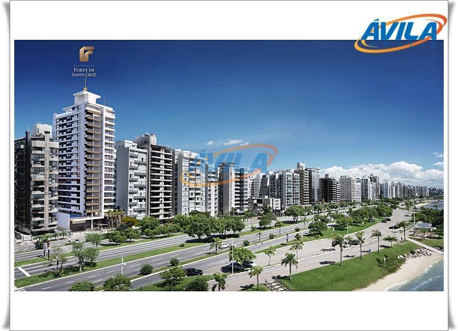 apartamentos de frente para beira mar. são 15 andares com 2 apartamentos por andar e mais...