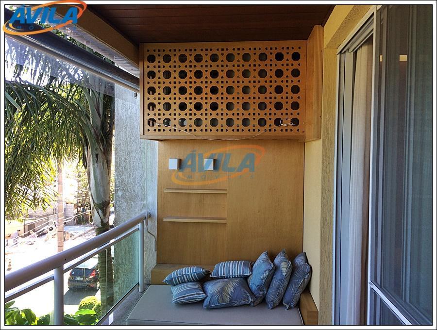 Apart 3 D (1S), 2 Vgs + Hobby Box, Lagoa, Florianópolis, SC