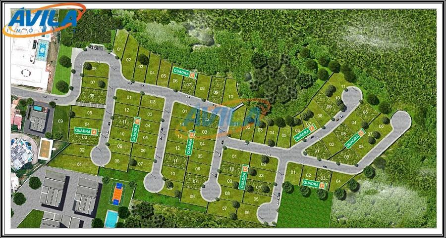 são vários lotes a partir de 450 m². entrada de 40% e saldo em até 36...
