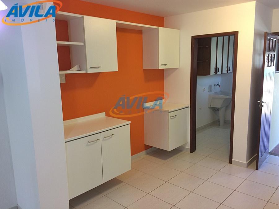 apartamento tipo - casa geminada - em terreno amplo com churrasqueira e salão gourmet. local tranquilo...