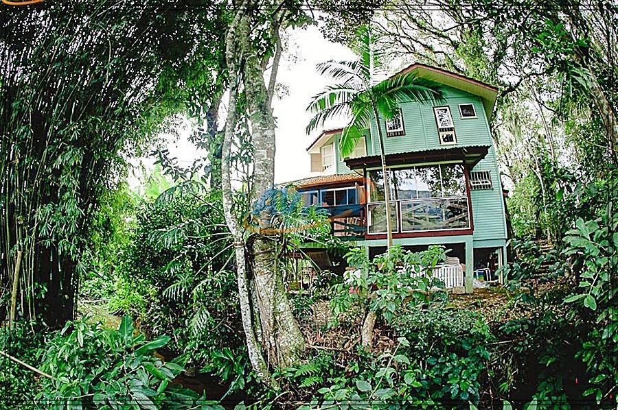 Bonita residência na natureza
