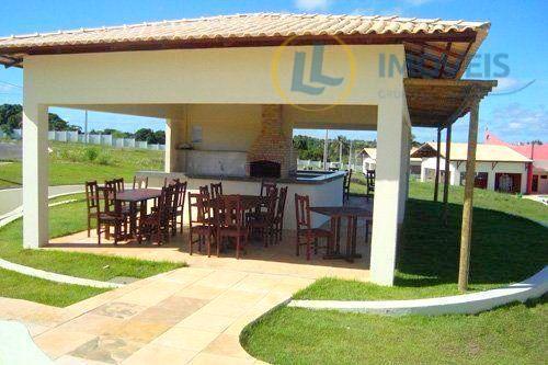 Terreno residencial à venda, Vida Nova, Parnamirim.