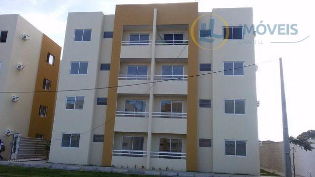 Apartamento  residencial à venda, Emaús, Parnamirim.
