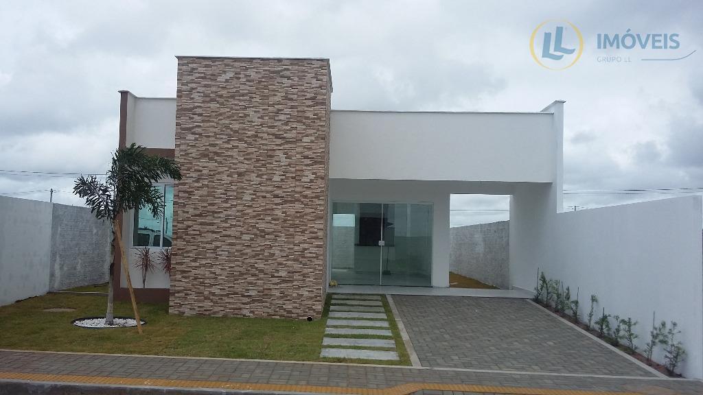Casa  no Condominio Villa dos Ventos, Santa Tereza, Parnamirim.