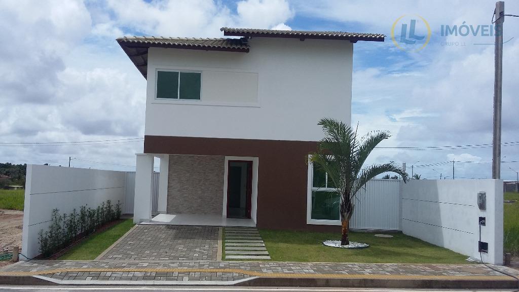 Casa  com 3  suítes, Condominio Villa dos Ventos, Parnamirim.
