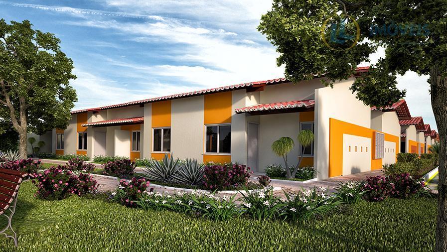 Casa  residencial à venda, Nova Esperança, Parnamirim.