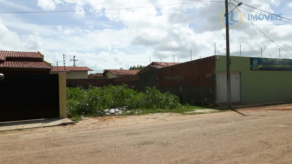 Terreno residencial à venda, Taborda, São José de Mipibu.