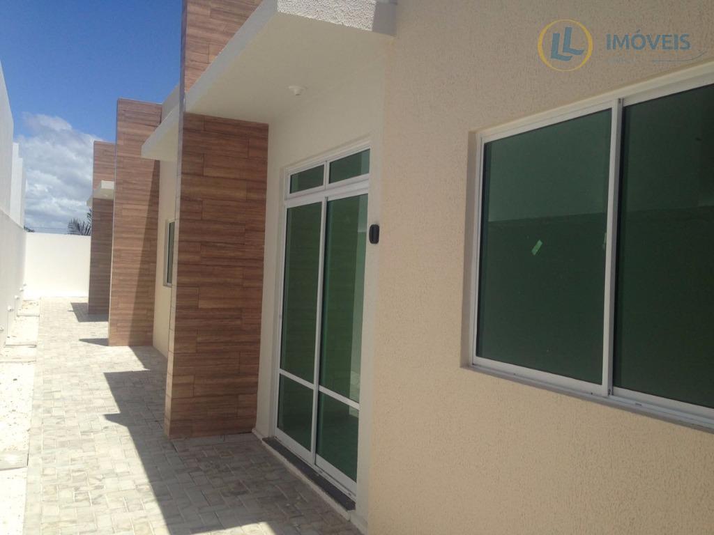 Casa em condomínio fechado no bairro nova Esperança