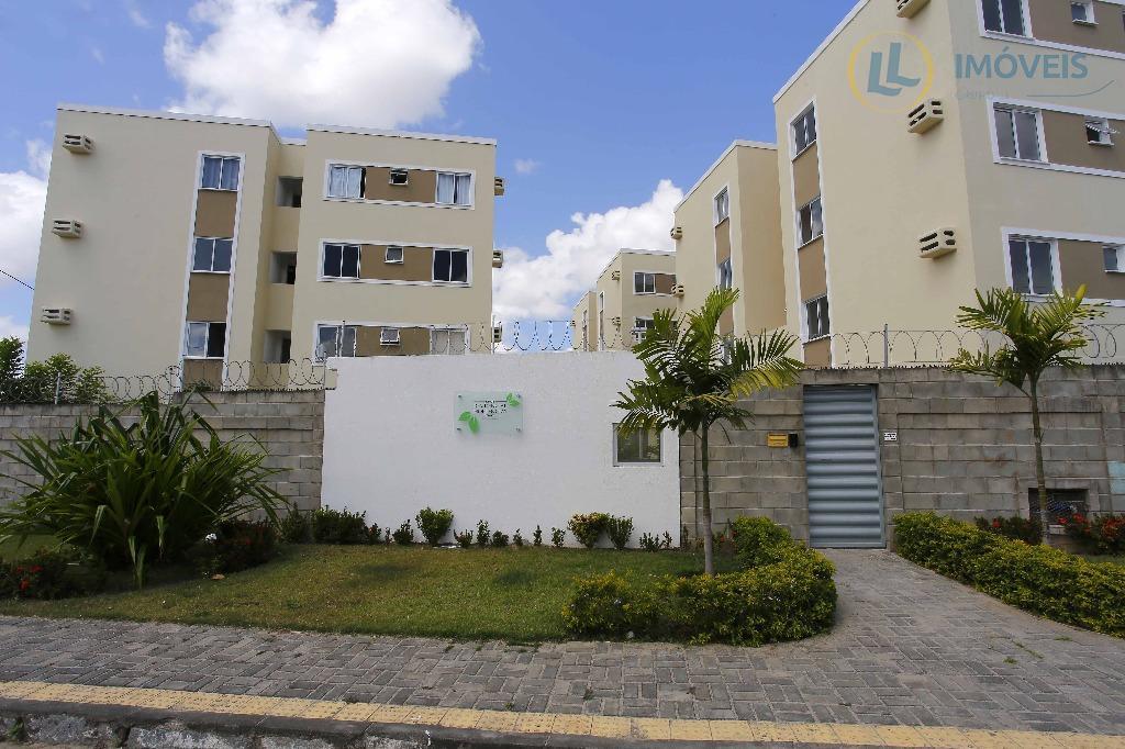 Residencial Hortências, Apartamento à Vendas, Monte Castelo, Parnamirim