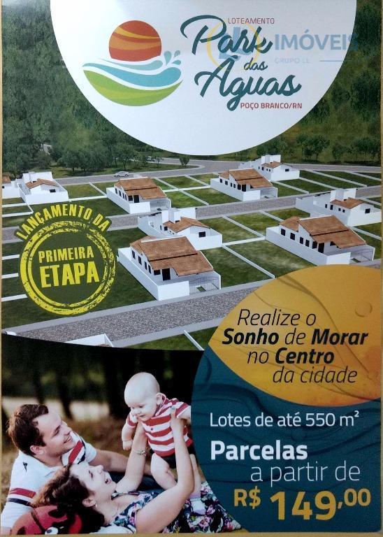 Loteamento Park das Águas, Poço Branco RN