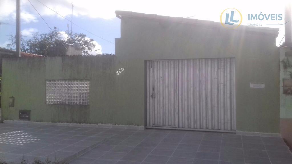 Casa residencial à venda, Passagem de Areia, Parnamirim.