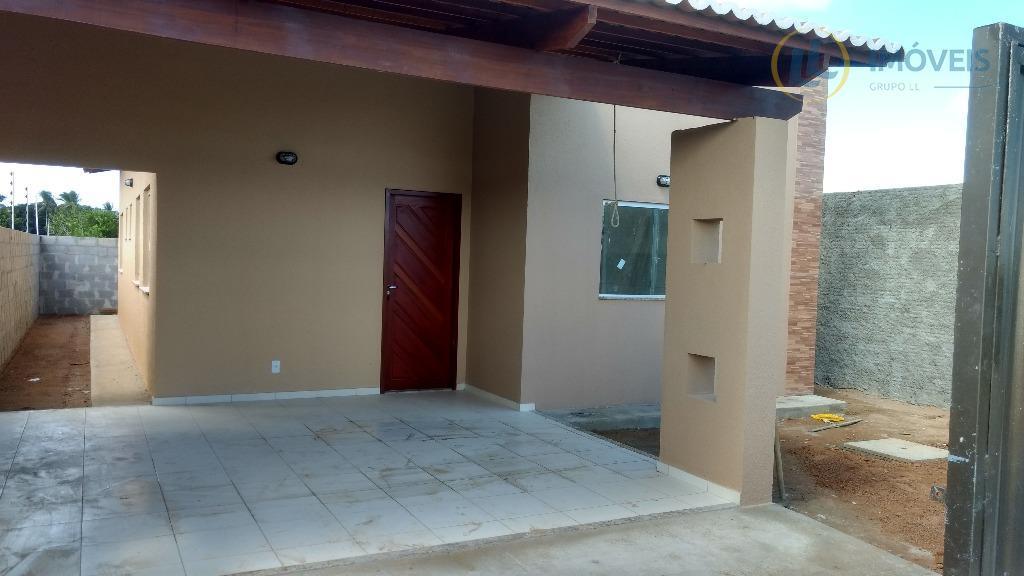 Casa residencial à venda, Arco Verde, Nova Esperança, Parnamirim.