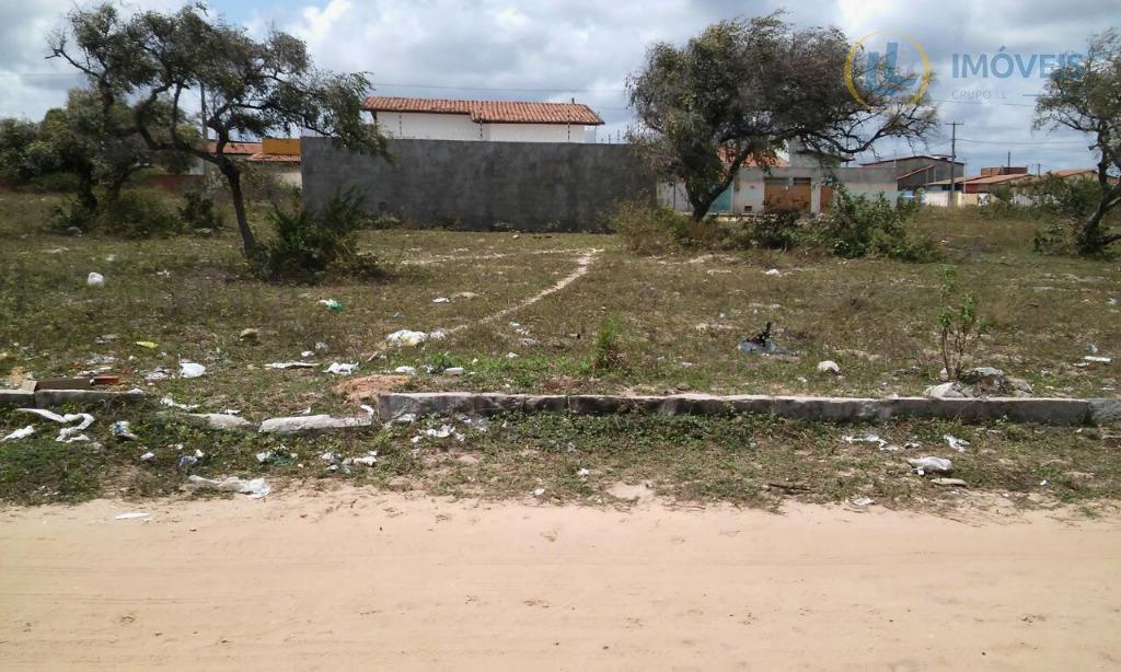 Terreno residencial à venda, Porto Brasil, Santa Tereza, Parnamirim.