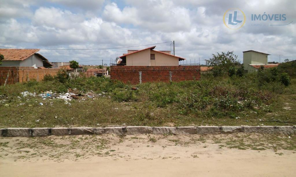 Terreno residencial à venda, Bosque Brasil, Santa Tereza.