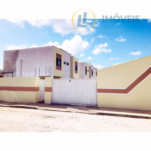 Residencial de Casas Duplex / Parnamirim-RN