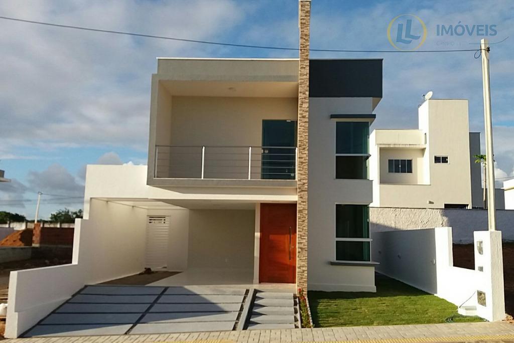 Ótima Oportunidade!! Casa Residencial à venda, Cond. Fazenda Park, Vida Nova, Parnamirim.