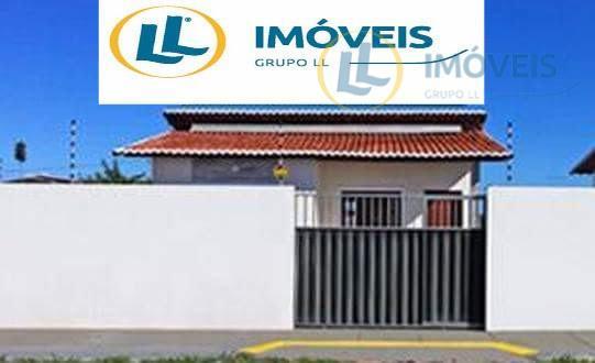 Casa residencial à venda, Loteamento Brasil, Macaiba.