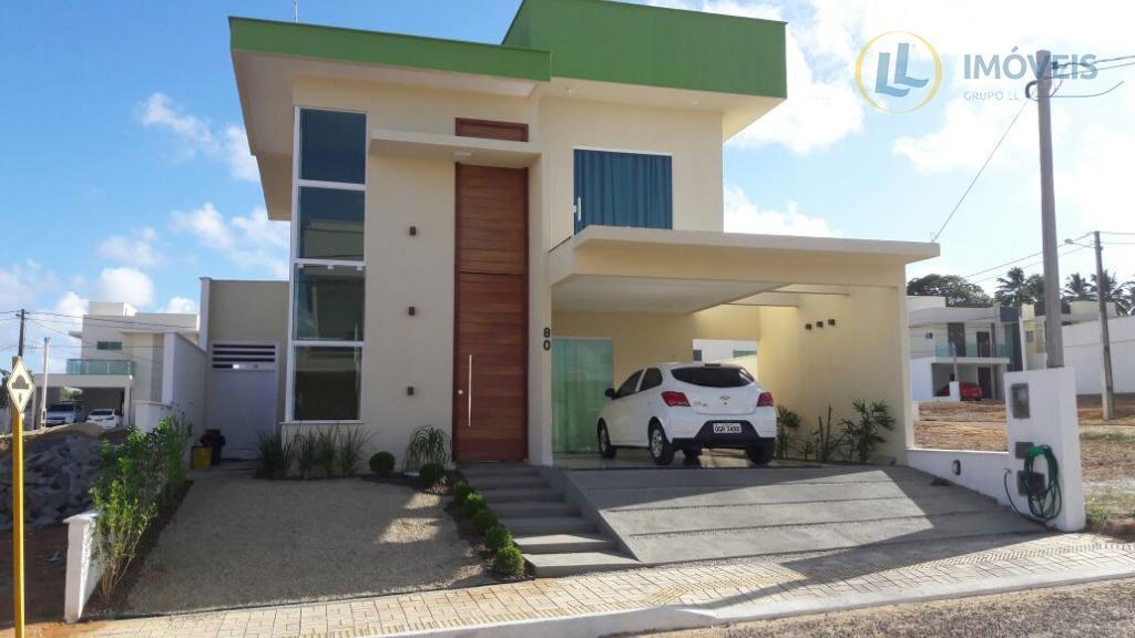 Casa no Condomínio Fazenda Park  à venda, Parque de Exposições, Parnamirim.