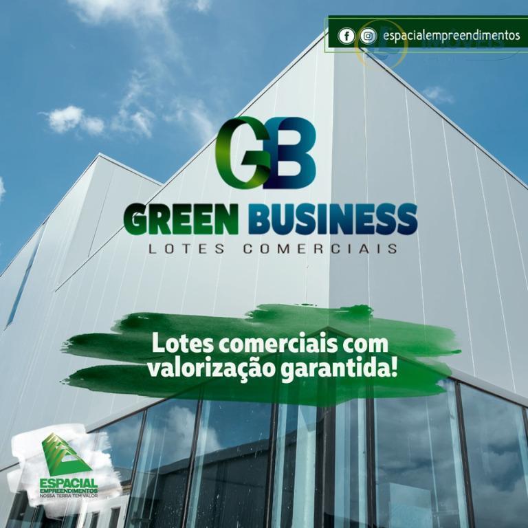 GREEN BUSINESS - LOTES COMERCIAIS À VENDA EM PARNAMIRIM